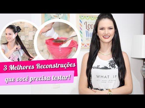 Como RECUPERAR cabelos ELÁSTICOS ou DANIFICADOS! (GARANTIDO) por Julia Doorman - YouTube