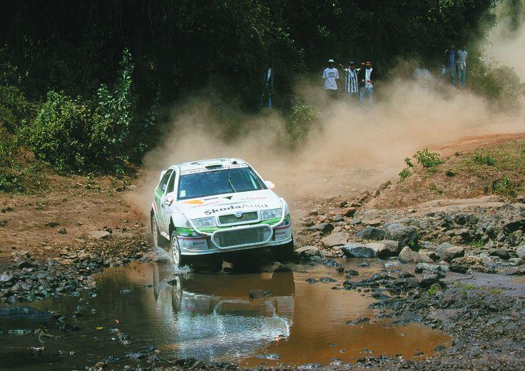 Skoda WRC.