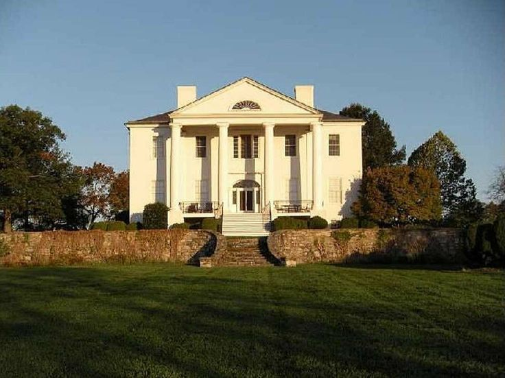 #39 WEST VIRGINIA: A $6.9 million, 4-bedroom, 3.5-bathroom home in Rippon built in 1834 on a farm once owned by George Washington's family.