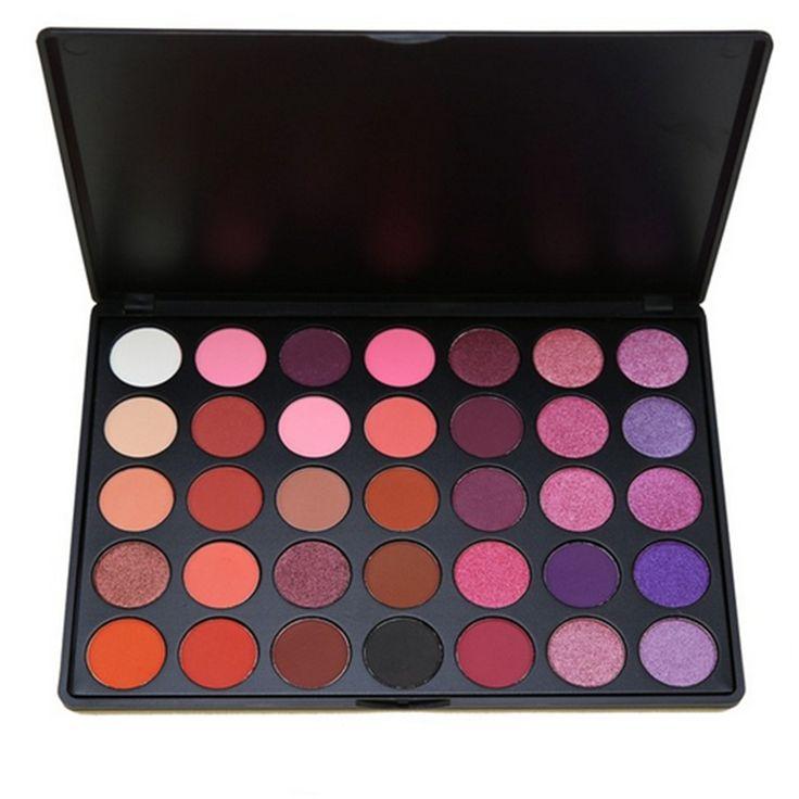 Aliexpress.com : Buy 2017 Fashion 252 Colors Eyeshadow