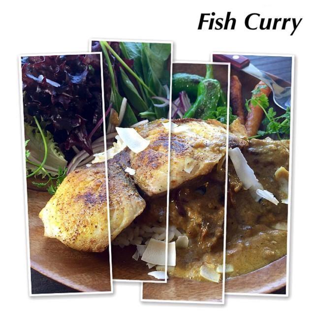 甘酸っぱ辛い、スパイス、タマリンド塩檸檬、ココナッツミルク。 カジキマグロの魚カリー、焼いて軽く煮た方がうまい - 47件のもぐもぐ - 魚カリー by アズフラ