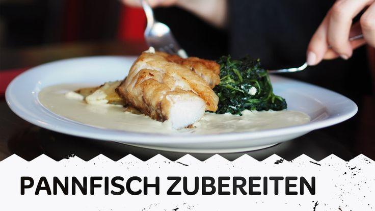 Food Stories Hamburg | Folge 5: Pannfisch zubereiten | MAGGI Kochstudio