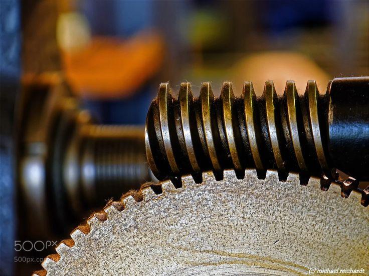 Gears and transmission / Getriebe und Übersetzung - Gears and transmission / Getriebe und Übersetzung Technik Museum Mannheim