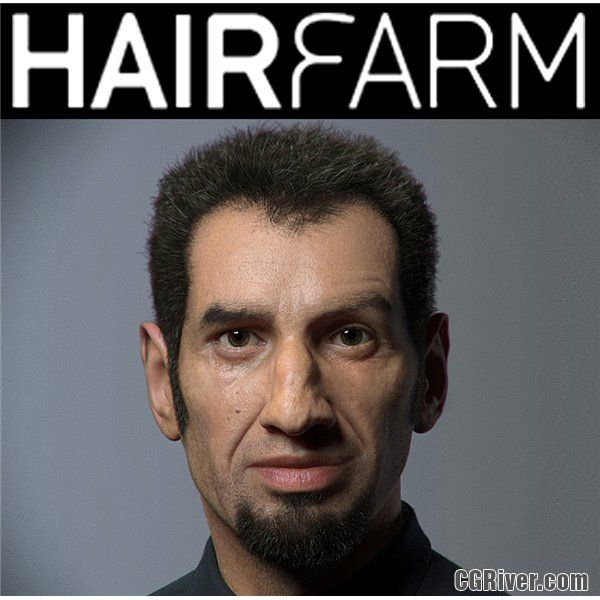 Hair Farm 2 Professional (Node Locked)