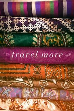 Travel more...