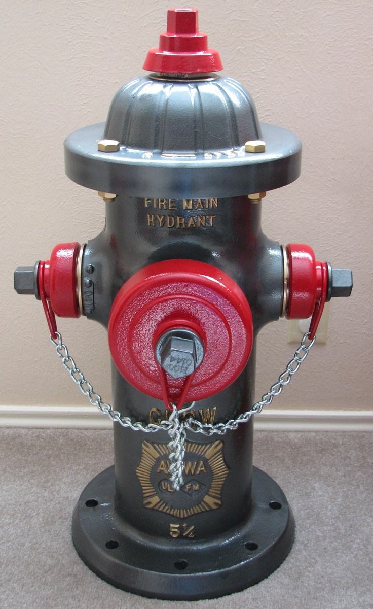 One of my favorites NuHydrant