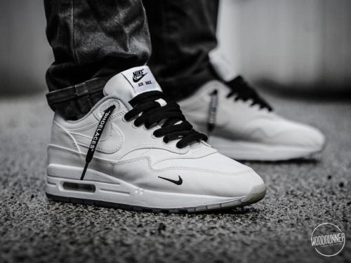 DSM x NikeLab Air Max 1  Ventile  White - 2018 (by Jan Hünniger) More on  www.sweetsoles.tumblr.com 32f3fdf31