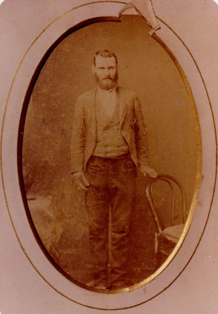 William Devine Mathews 1857-1923. S/O T.A. Mathews