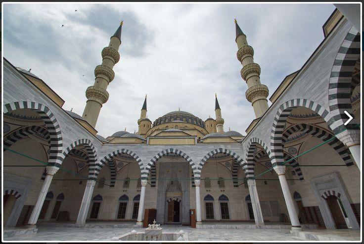 (2) Meczet Ertuğrul Gazi - Fandoms.pl - Dodawaj materiały na zadany temat, zbieraj punkty i wygrywaj nagrody ! :)