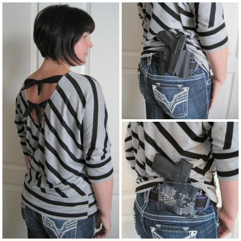 Fall/ Winter conceal carry for women, looserounds.com, female conceal carry. outfit options for conceal carry. glock, sig, shield,  gun pictures, women with guns, fall and winter outfits