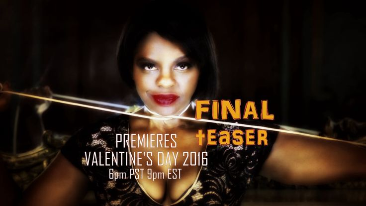"""An EXCLUSIVE Sneak Peek at Monica Patton's upcoming music video for """"Beautiful Carnage"""", directed by Jake Emmerling and set to debut on Valentine's Day 2016 (February 14th/ 6pm PST, 9pm EST). Keep an eye on facebook.com/DoubaJenRecords"""