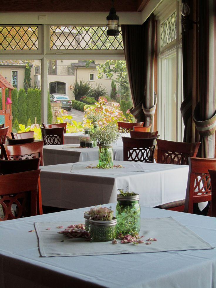 Dining Room at RVYC