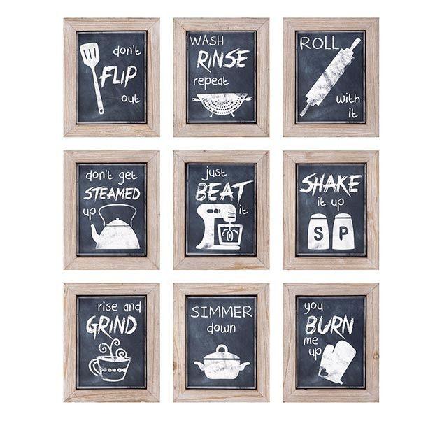 Best 25+ Kitchen wall art ideas on Pinterest