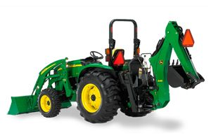 The John Deere 4720 gets positive reviews from users