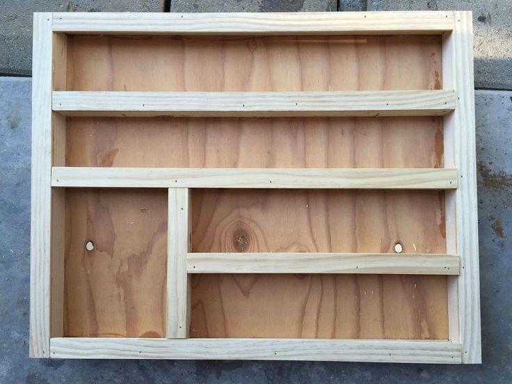 diy wood nail polish rack organization, diy, organizing, woodworking projects