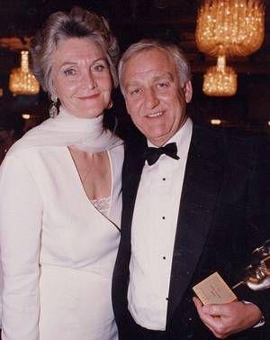 Sheila Hancock and John Thaw
