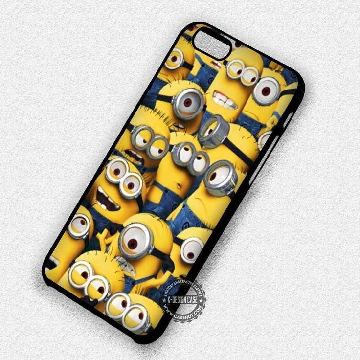 Mini Rush Minion - iPhone 7 6 Plus 5c 5s SE Cases & Covers