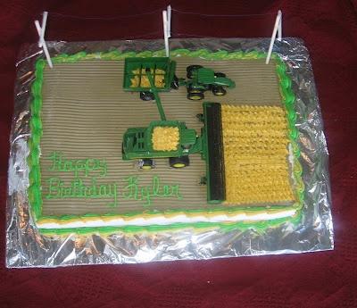 combine cake