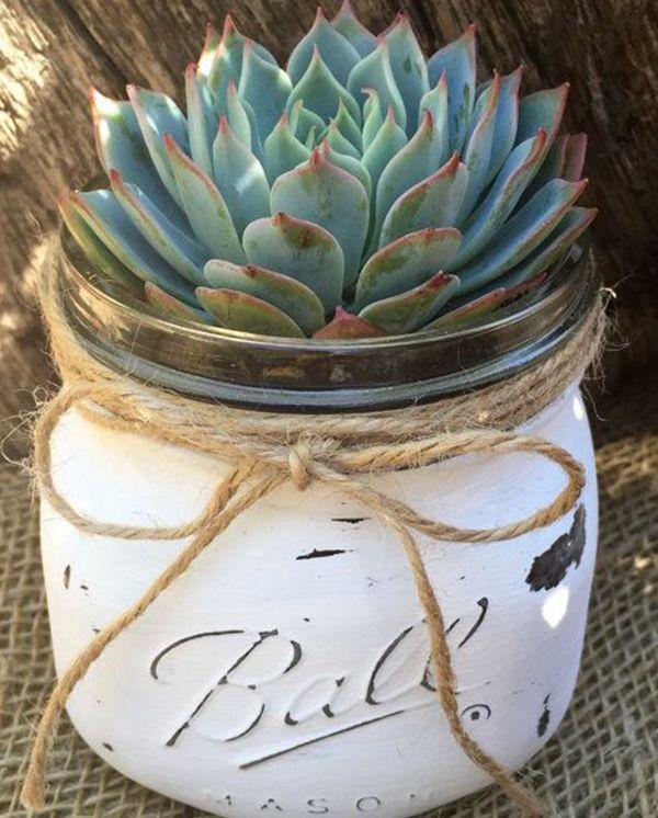 Southern Wedding Ideas Using Mason Jars: 25+ Best Ideas About Mason Jar Weddings On Pinterest
