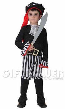 бесплатная доставка дети мальчики пиратские костюмы / косплей костюмы для мальчиков / Хэллоуин косплей костюмы для детей / детей косплей костюмы 16.45