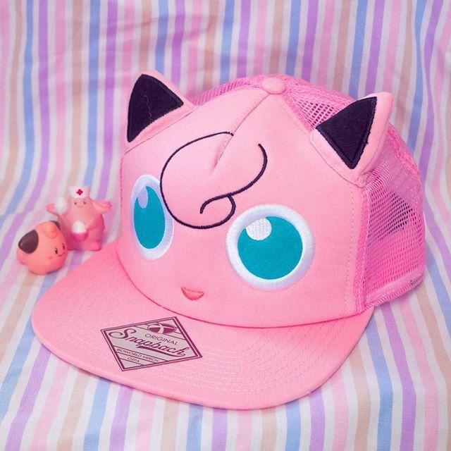 Puff ✌ ✌  #jigglypuff #pokemon
