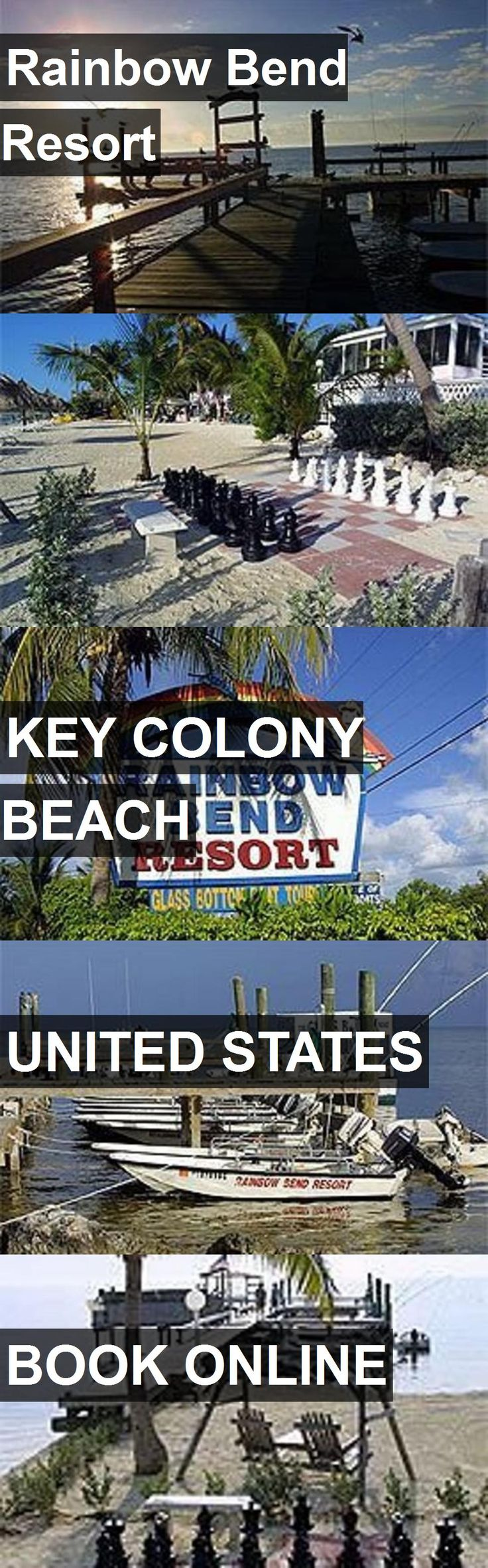 Hotel Rainbow Bend Resort in Key Colony Beach, United States. For more information, photos, reviews and best prices please follow the link. #UnitedStates #KeyColonyBeach #travel #vacation #hotel