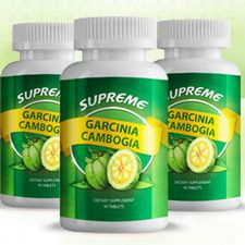 Supreme Garcinia Cambogia Review - Burn Fats In A Fast Way!