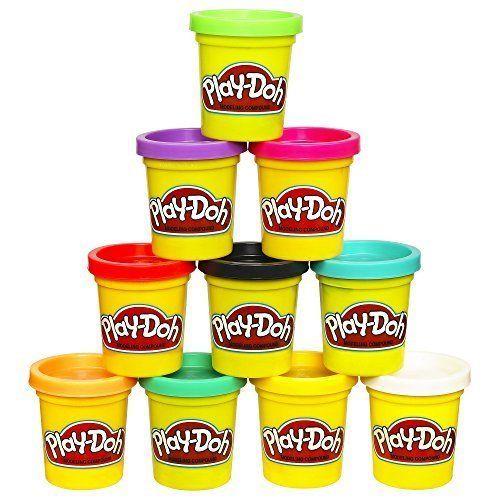 2017 NEW - Play-Doh 10-Pack of Colors #PlayDoh #love #me #tbt #cute #follow #followme #photooftheday #onlineshopping #ebay #ebayseller #ebaystore