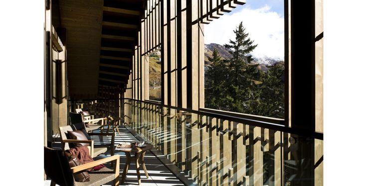 Les meilleurs hôtels au ski à la montagne   Un hôtel où l'on élit domicile: The Chedi Andermatt en Suisse