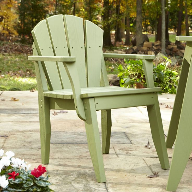 Uwharrie Chair Plaza Dining Arm Chair