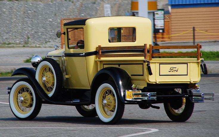 1931 Ford Model A Pickup Wasilla Alaska (Explored) | Flickr - Photo Sharing!