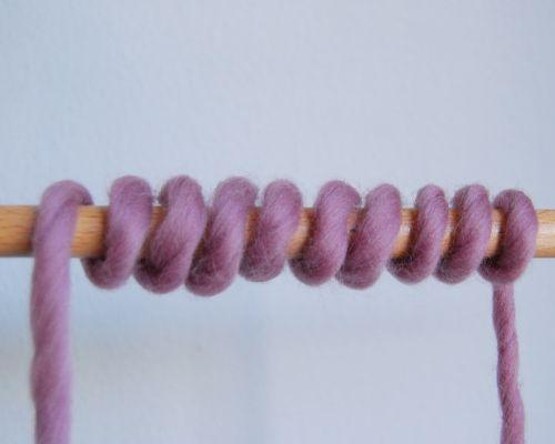 Comment calculer la quantité de fil que vous devez prévoir afin de monter les…