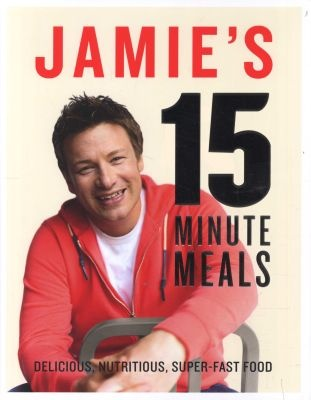Cook Book: Jamie Oliver: Jamie's 15 Minute Meals #gifts #holidays #christmas #recipe