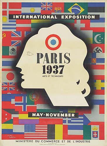 176 best images about 1937 paris exposition. Black Bedroom Furniture Sets. Home Design Ideas