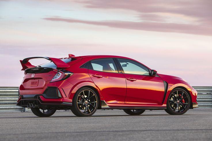 2017 Honda Civic Type R priced at $34,775
