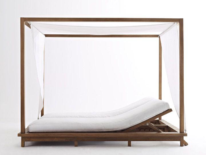 EXIT Canopy garden bed by Colico design Giovanna Azzarello