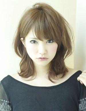 肌の色&顔形別!自分に似合う髪型を見つけよう♡の画像