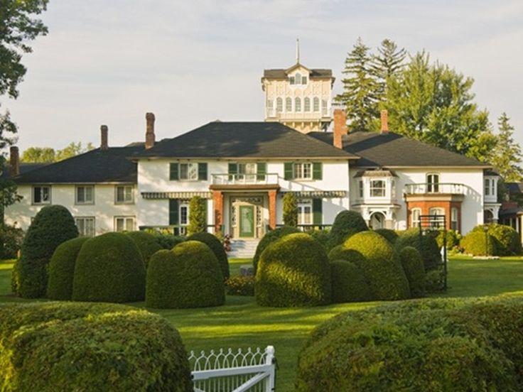 Briars Resort & Spa on Lake Simcoe, Ontario
