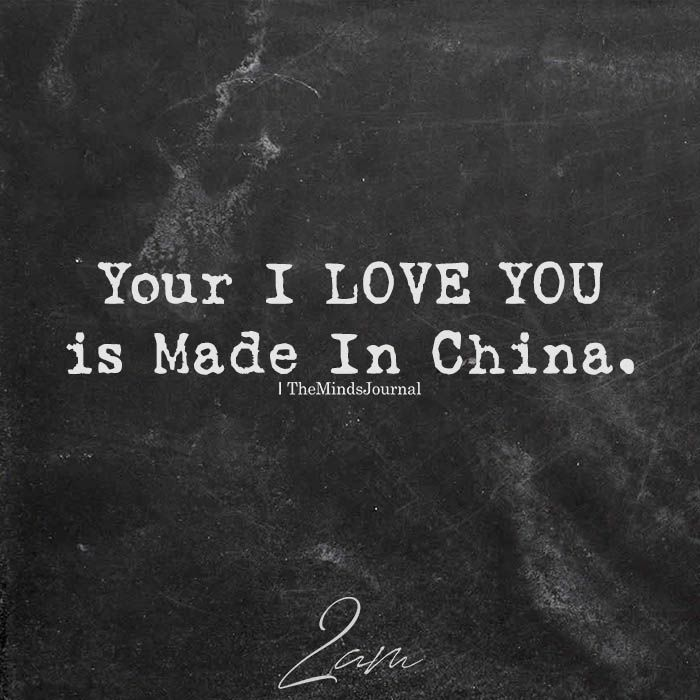 Dein Ich liebe dich