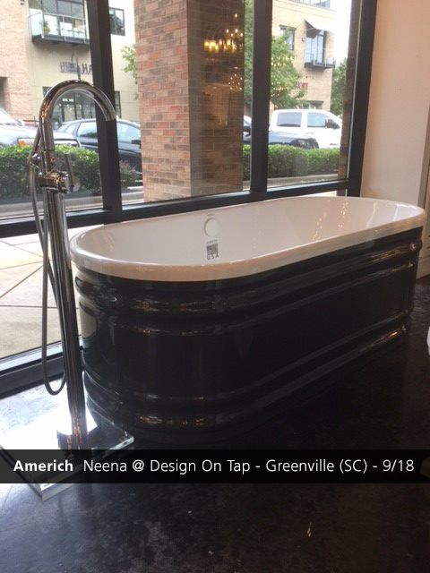 Featuring Our Exquisite Neena Freestanding Bathtub Showcased At