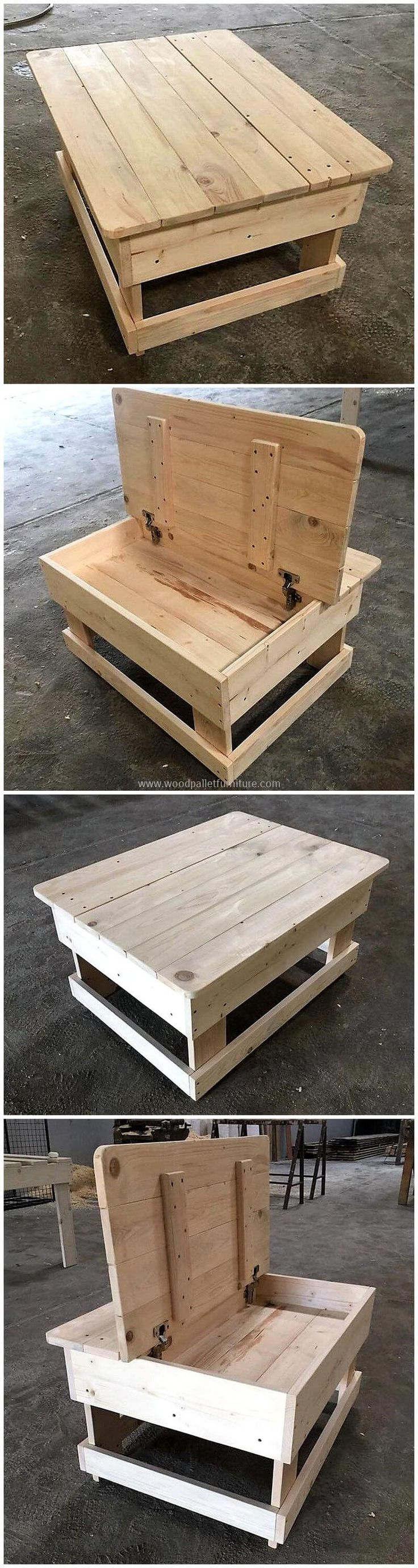 The 25 best Pallet coffee tables ideas on Pinterest