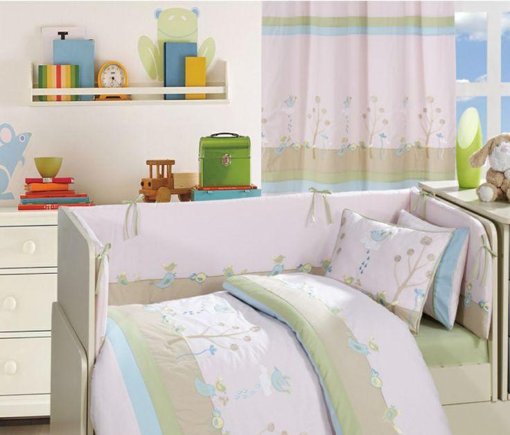 Elegant Kinderzimmer Vorh nge Gardinen und Bettw sche sowie Einrichtungsvorschl ge http vorhang ch
