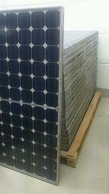 Solarmodul Photovoltaik Modul gebraucht 170 Watt