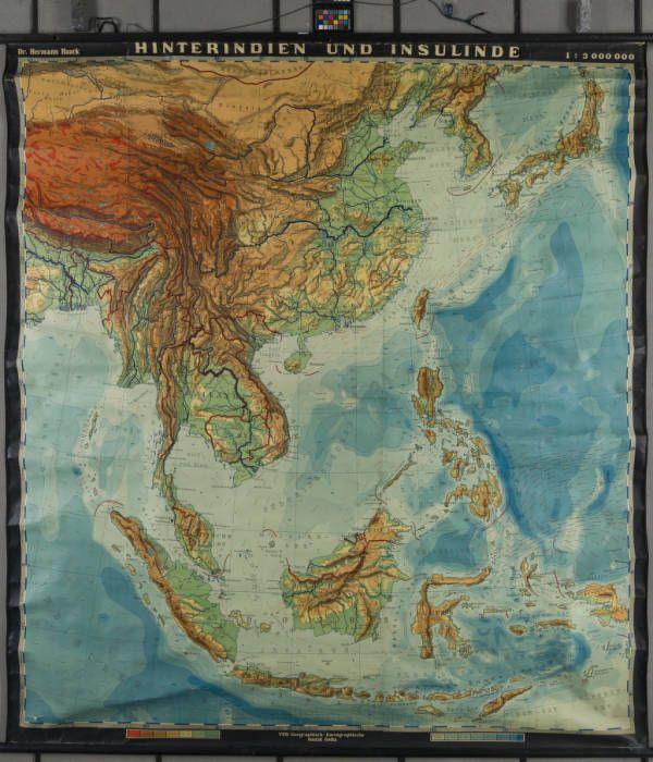 Ms de 25 ideas increbles sobre Mapa de indonesia en Pinterest