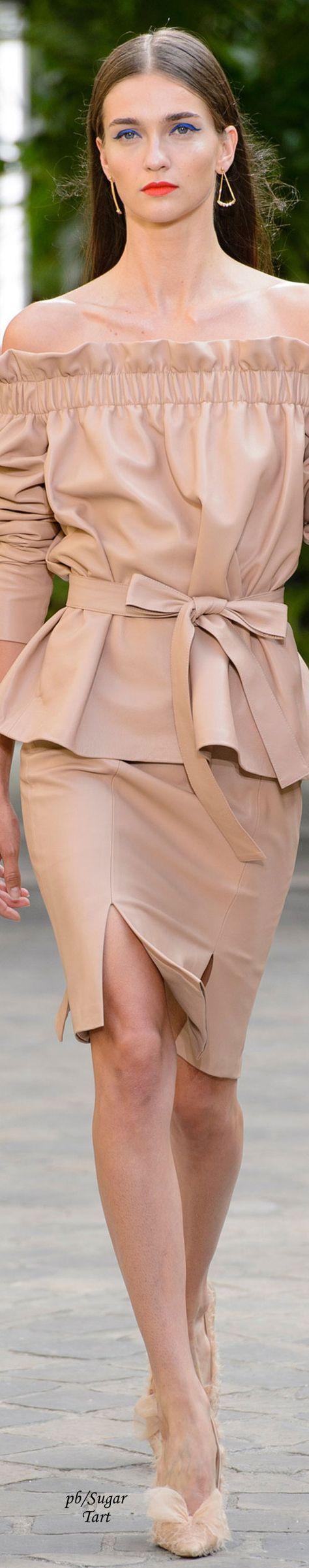 #Farbberatung #Stilberatung #Farbenreich mit www.farben-reich.com Galia Lahav - Fall 2017 Couture