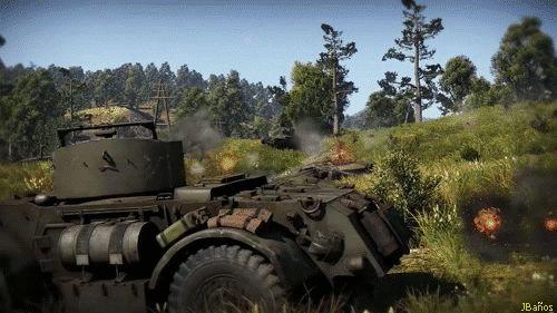 Juegos de guerra - Tanques