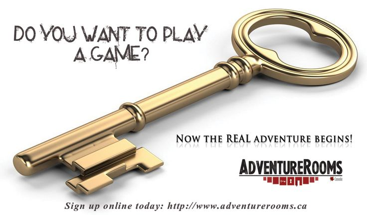 Adventure Rooms Canada #canyouescape #adventurerooms #roomescape