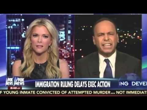 Megyn Kelly Battles Luis Gutierrez on Judge's Decision to Halt Obama's A...