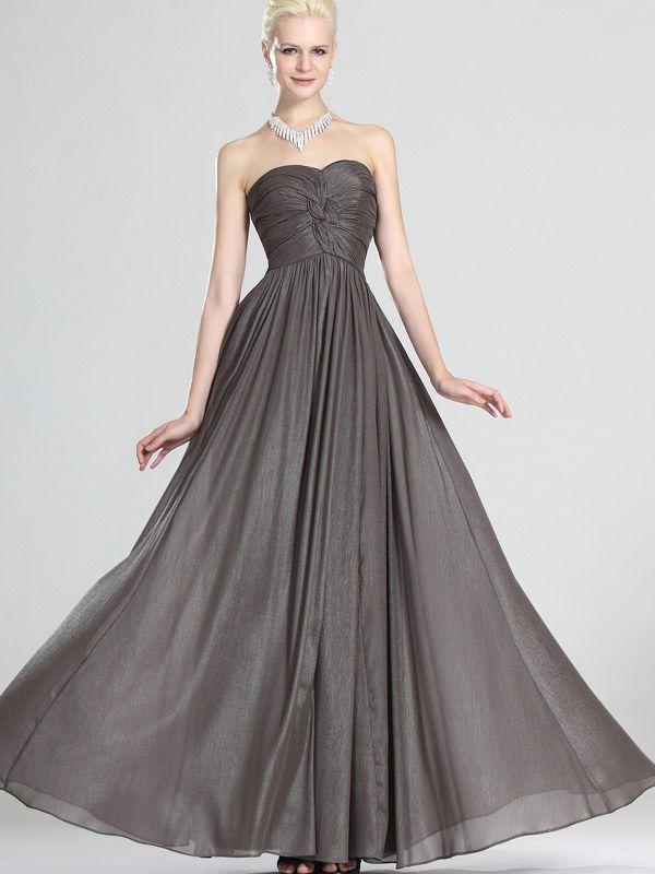 modabridal.co.uk SUPPLIES UKStyle Simple Sweetheart Floor-Length A-Line Sleeveless Prom Dress Carlisle Long Bridesmaid Dresses