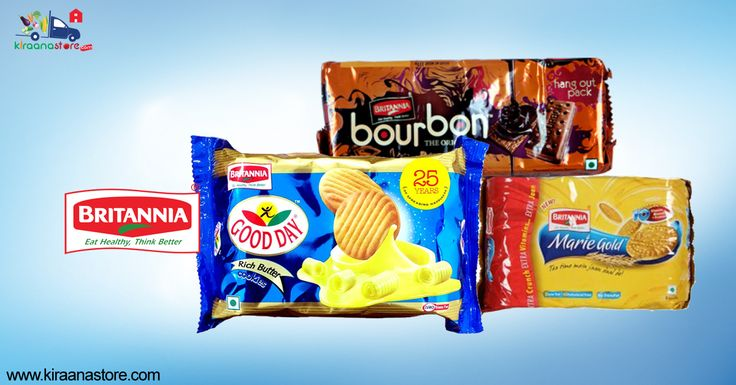 #Britannia #Biscuits Online at Best Quality & Price on Kiraanastore.com. Get Quick Home Delivery to All #Grocery Products.